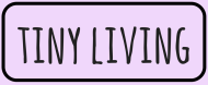 tiny living button