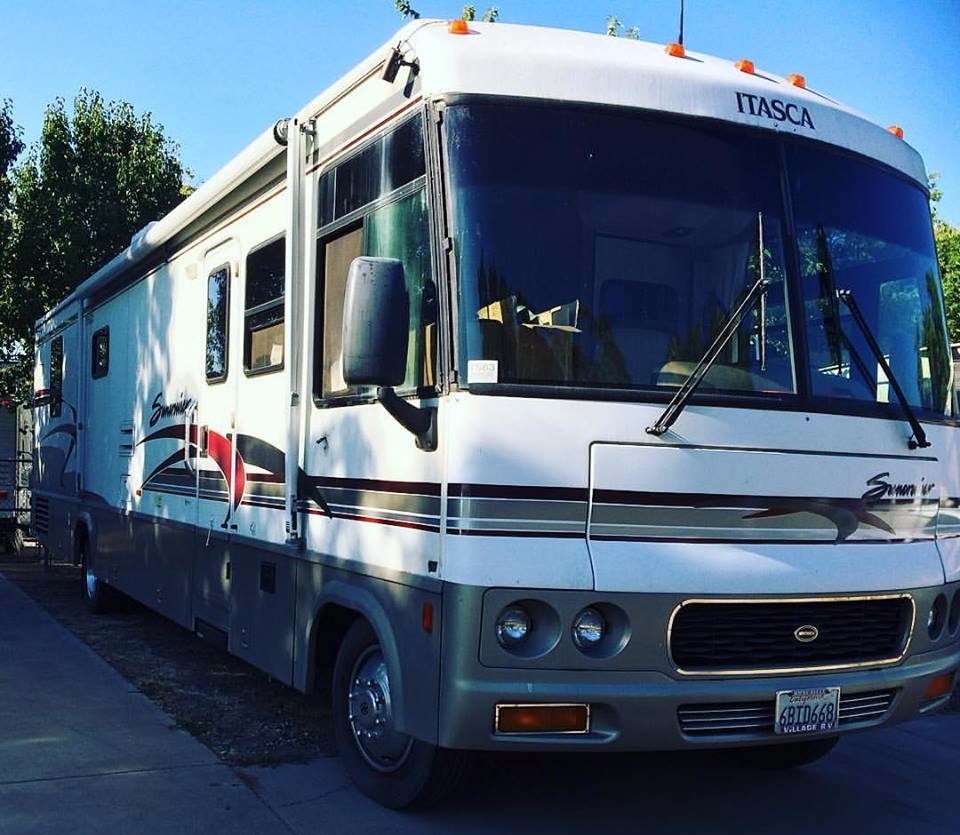 Our New RV Home