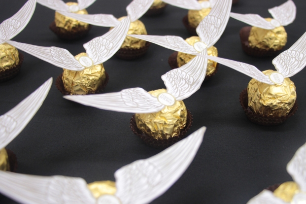 golden snitches ferrero