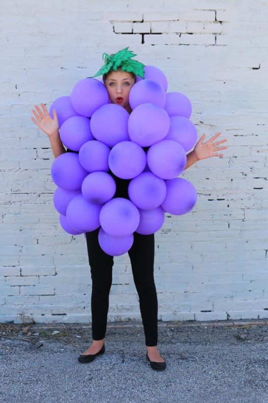 grapes costume 2