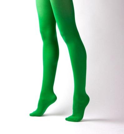 green tights 2